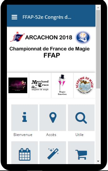 Image de l'application